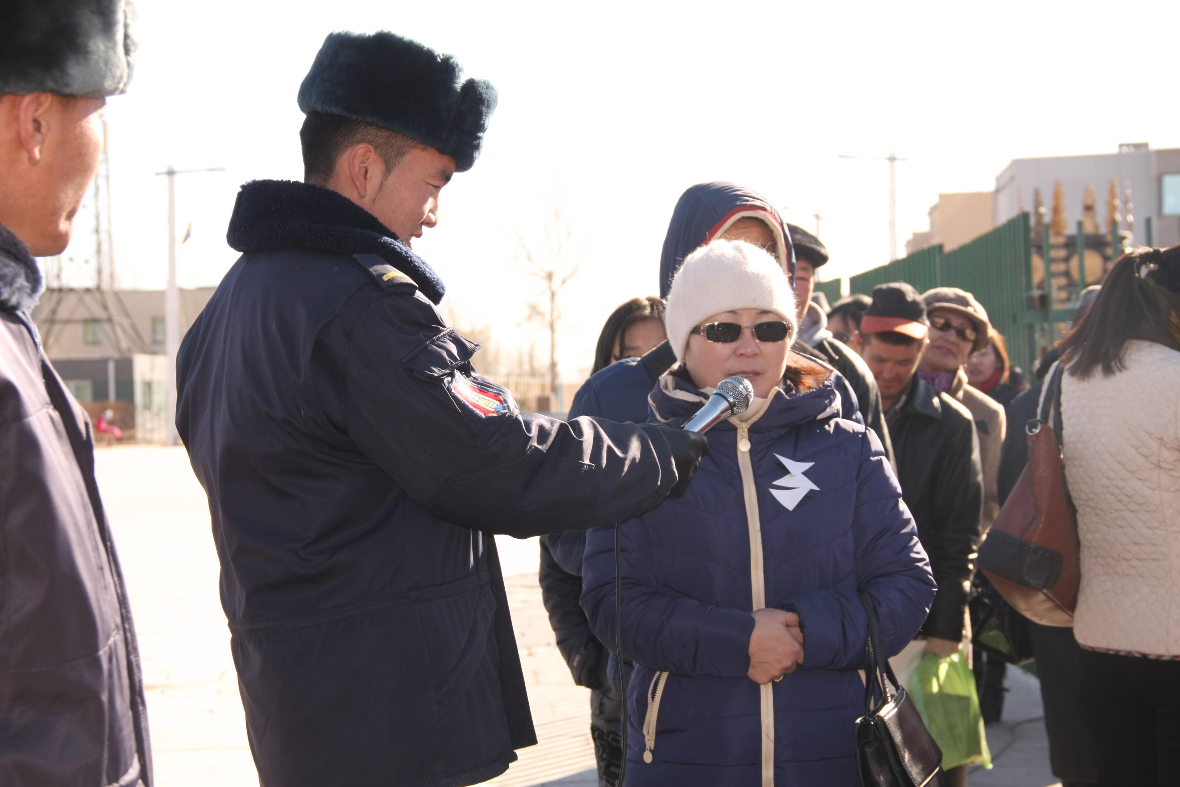 """Монгол Улсын """"Галын аюулгүй байдлын тухай хууль"""" сурталчлах өдөрлөг болж өнгөрлөө"""