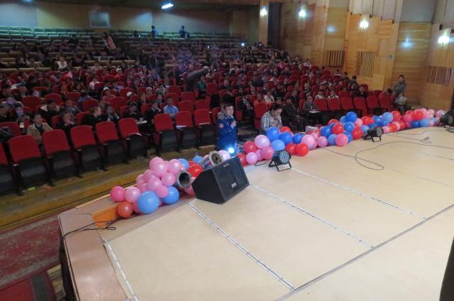 Аймгийн хүүхдийн нэгдсэн чуулганд оролцсон сурагчдад сургалт явуулав.